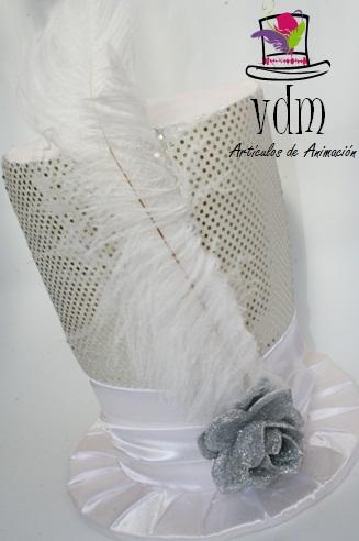 9e5f9ce04a847 VDM Artículos de Animación  Sombrero para novias