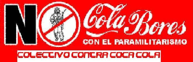 Colectivo Contra Coca Cola