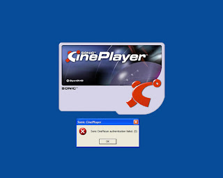sonic solutions cineplayer 3.x