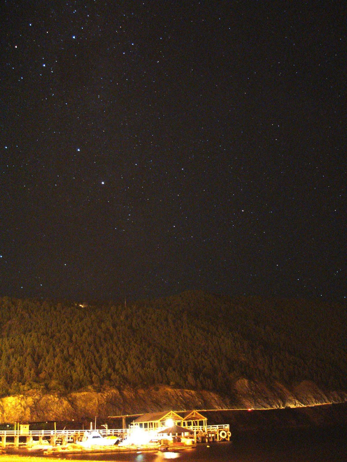 Los Principios Básicos El Cielo Taraceado De Estrellas