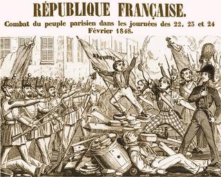 Resultado de imagem para revolução francesa DE 1848