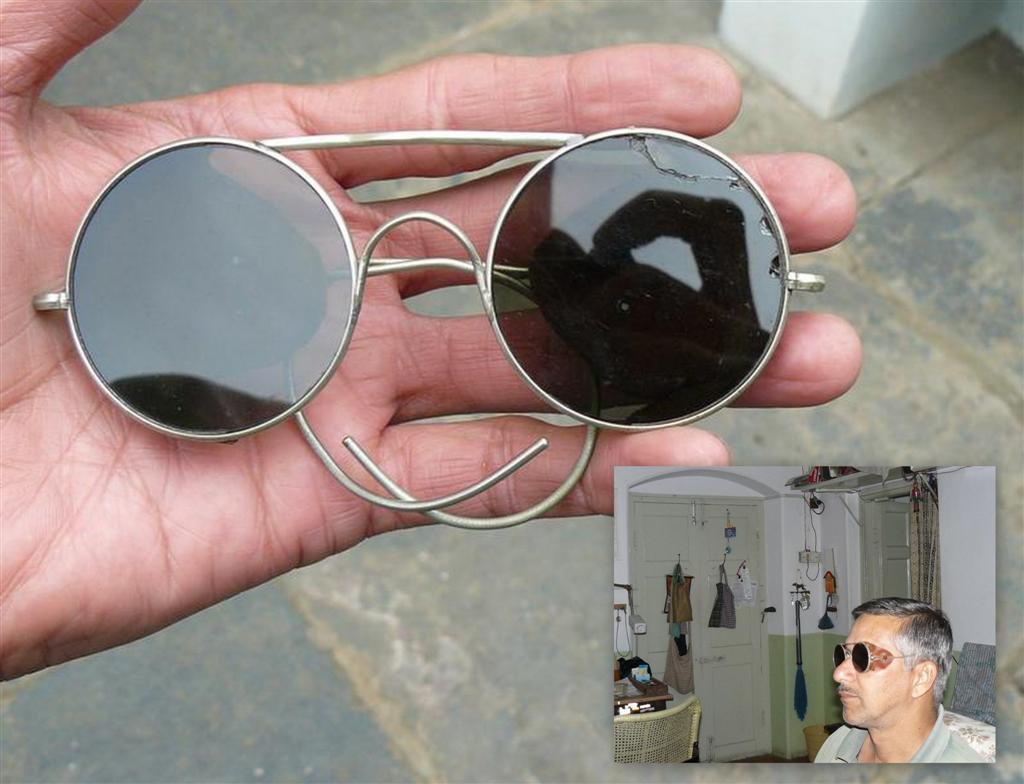 56202d239d Half-crape side eye preservers (leather)