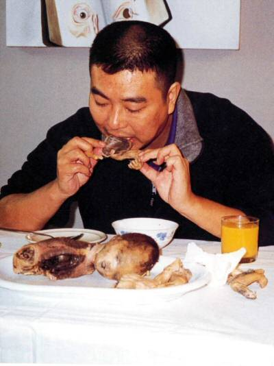 uglyblackjohn: Eating Chinese Helps Sexual Performance