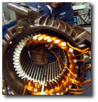 Motores Rebobinado De Motores