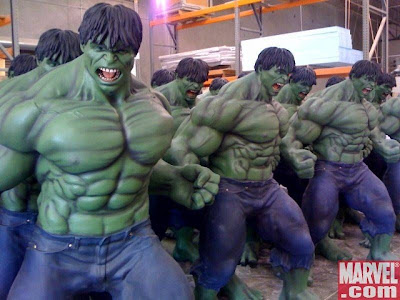 The Avenger Initiative: Hulk Statues for Sale on Ebay