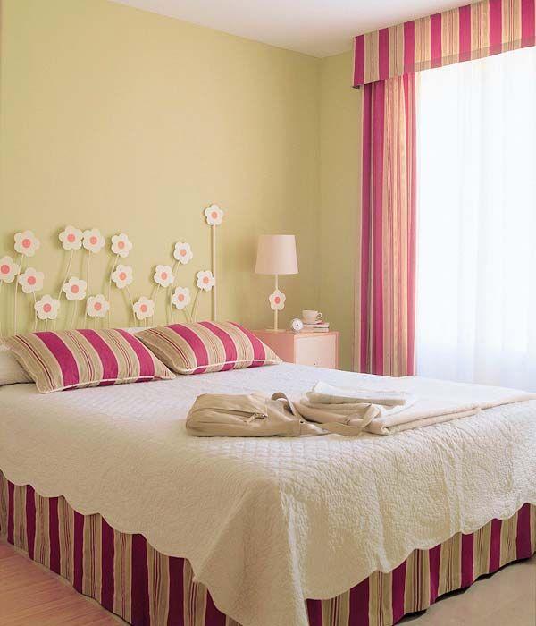 Colores Para Decorar Cabeceros Cama Originales - Ideas-para-cabeceros-de-cama-juveniles