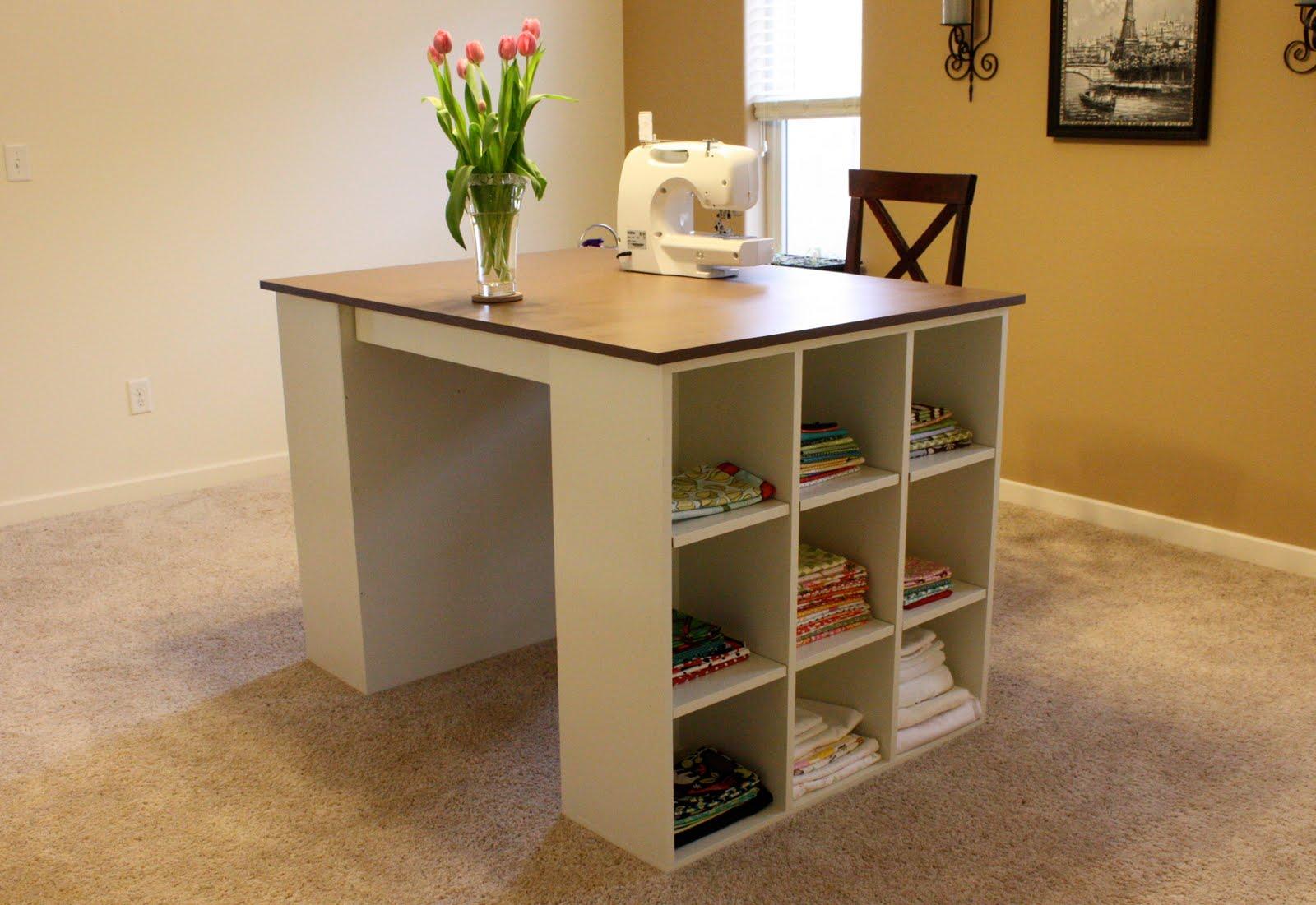 Diy Craft Table Plans.Woodworking Ija Diy Craft Table Plans