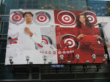 Target Billboard in Times Square
