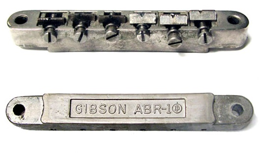 "The Gibson ES-335 » Blog Archive » The ABR-1 ""Tune-o-matic"