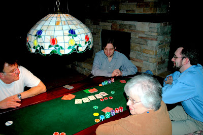 St paul poker