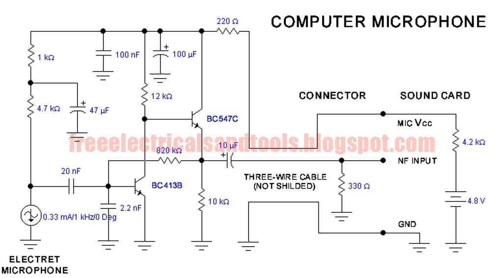 Microphone Free Download Wiring Diagrams Pictures Wiring Diagrams In
