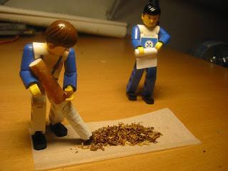 lego smoke