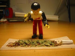 legos smoke