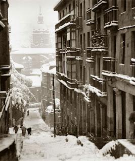 Fotos de arquitectura nevada muy antigua en bilbao - Bilbao fotos antiguas ...