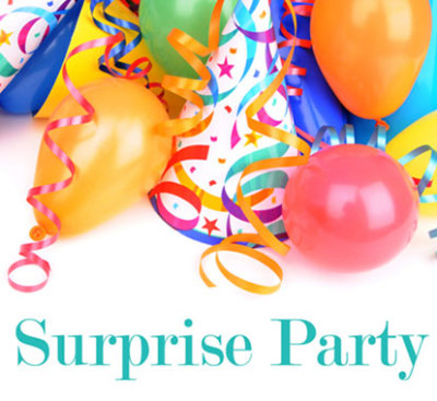 How to make a surprise party