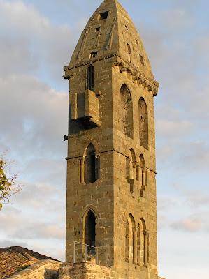 Resultado de imagen de torre templaria mombuey