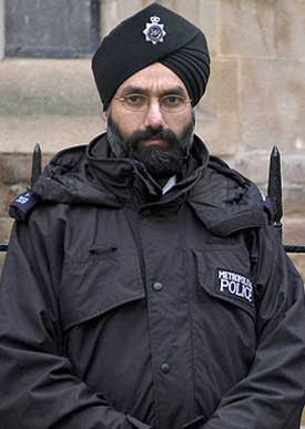 Nothing To Do With Arbroath: Sikh police seek bulletproof ...