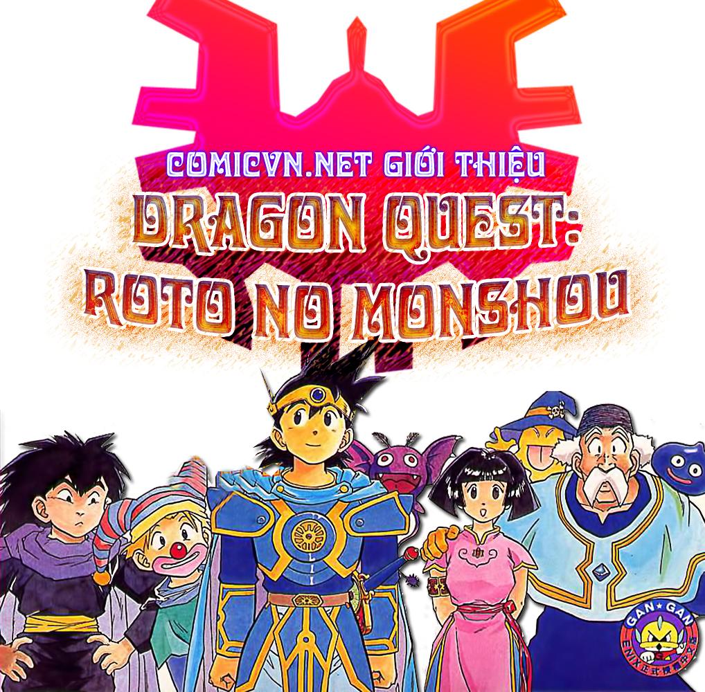 Dragon Quest: Emblem of Roto chapter 21 trang 1