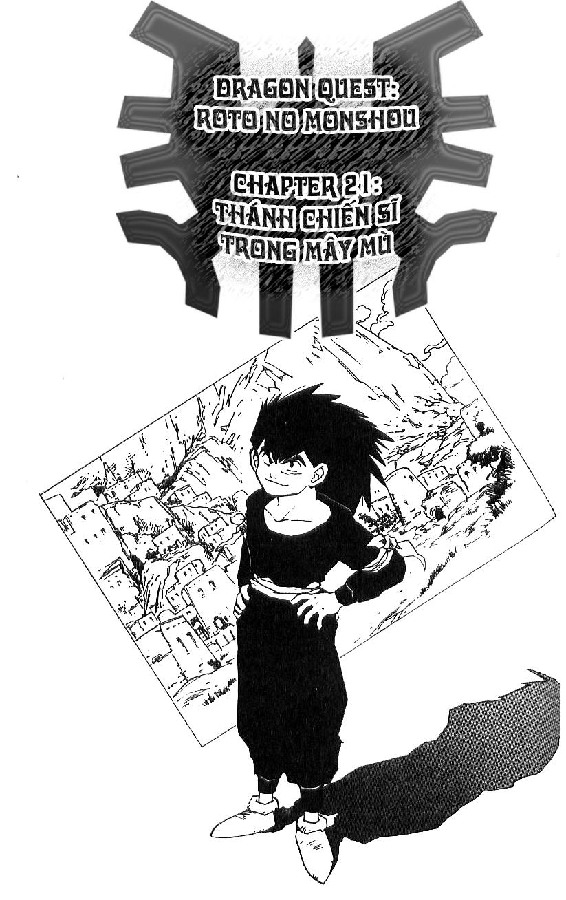 Dragon Quest: Emblem of Roto chapter 21 trang 3