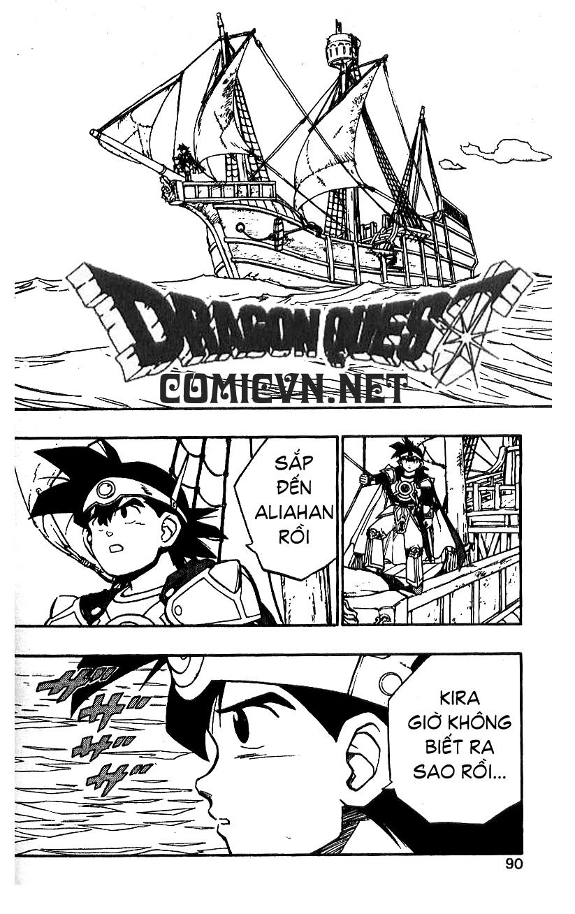 Dragon Quest: Emblem of Roto chapter 21 trang 5