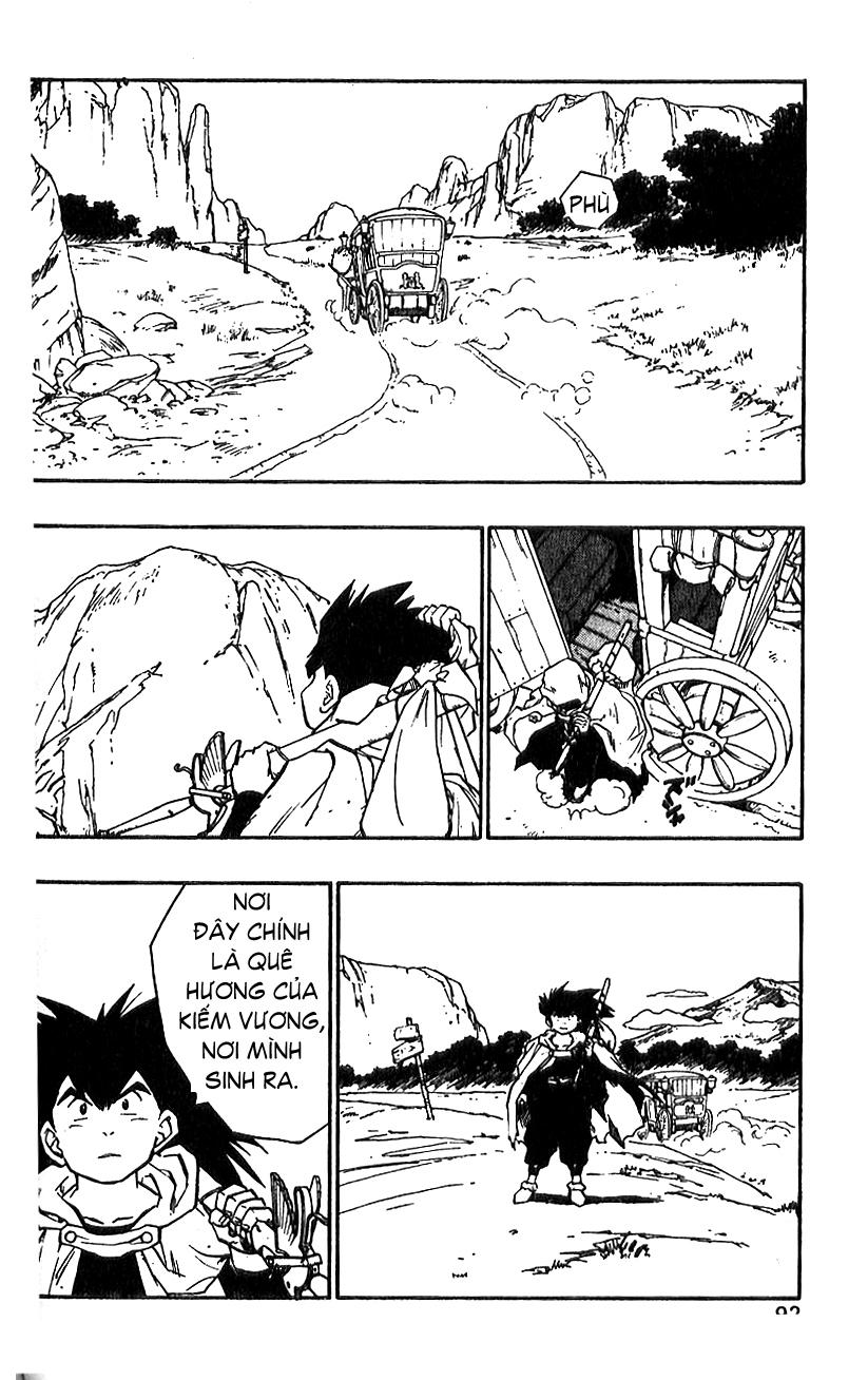 Dragon Quest: Emblem of Roto chapter 21 trang 9