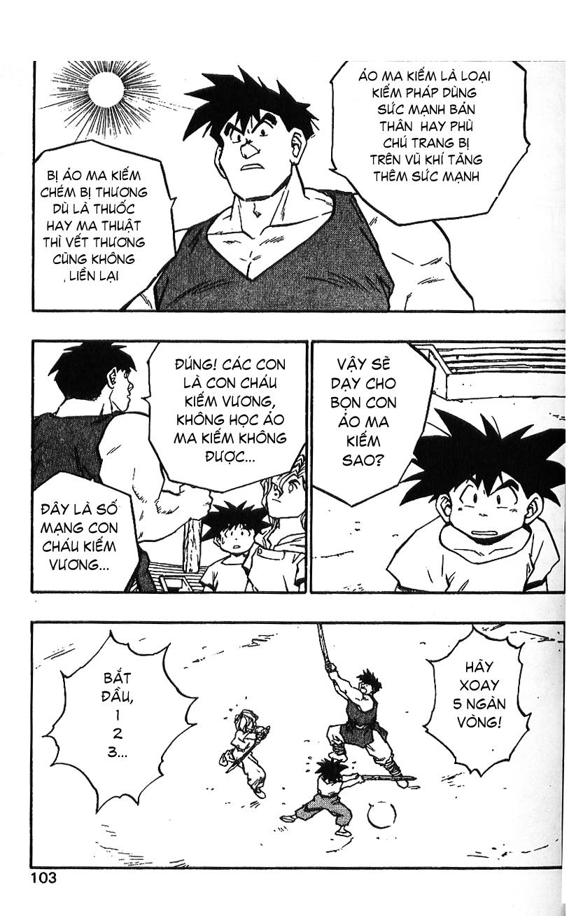 Dragon Quest: Emblem of Roto chapter 21 trang 27