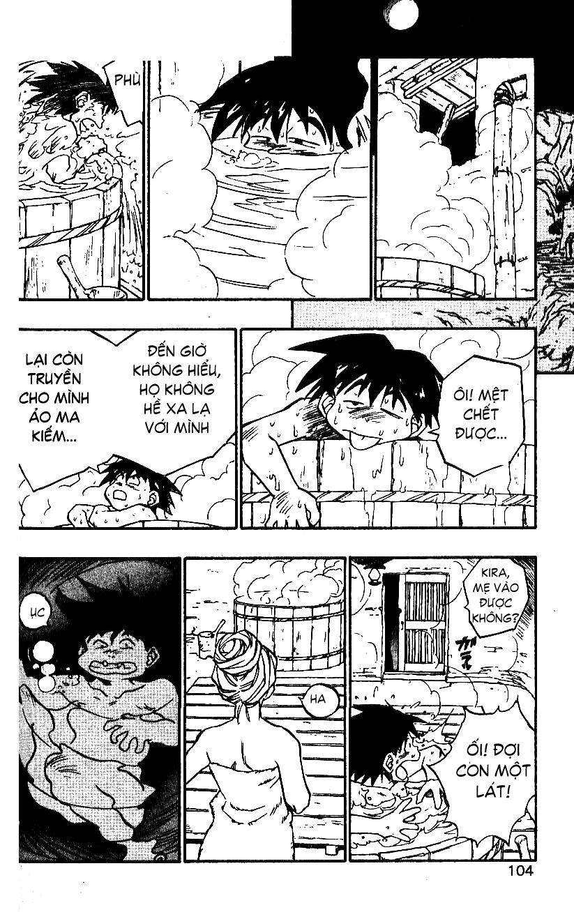 Dragon Quest: Emblem of Roto chapter 21 trang 29