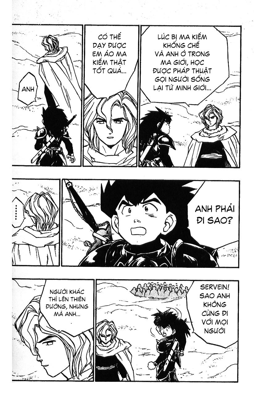 Dragon Quest: Emblem of Roto chapter 21 trang 77