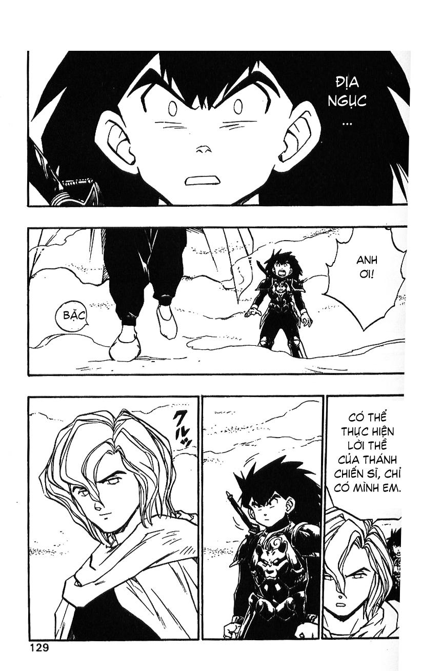 Dragon Quest: Emblem of Roto chapter 21 trang 79