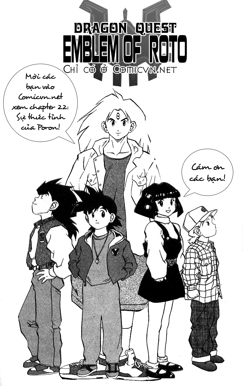 Dragon Quest: Emblem of Roto chapter 21 trang 91