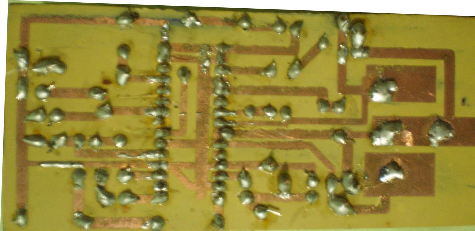 The Radio Circuit Fits On A Quite Small Pcb Board Of Around 8cm X 4cm