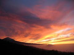 Teide desde El Sauzal