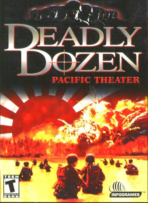 Deadly Dozen 2 Pacific Theater Game - Worldofpcgames