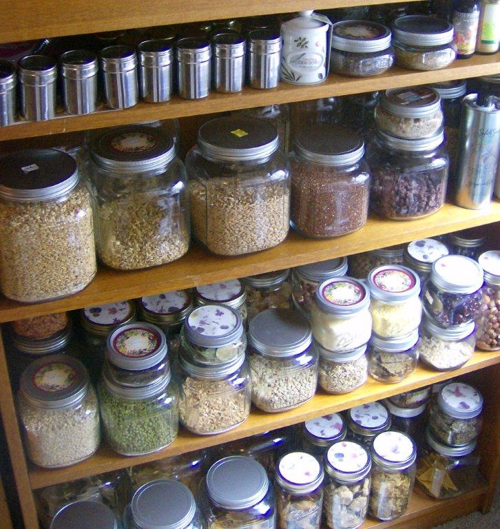 The Happy Raw Kitchen My Mostly Raw Pantry