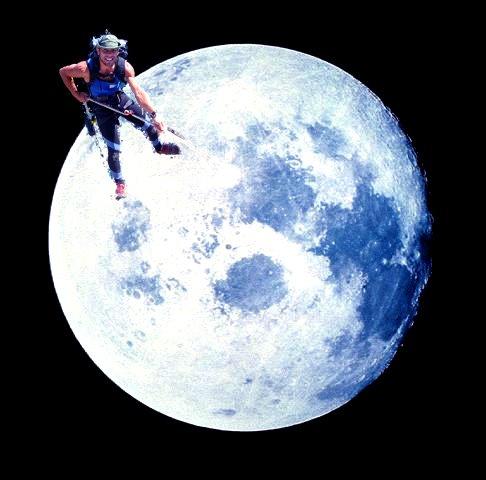 Alex en la Luna.