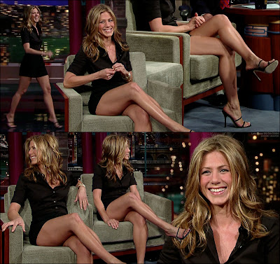 Jennifer Aniston Legs 2