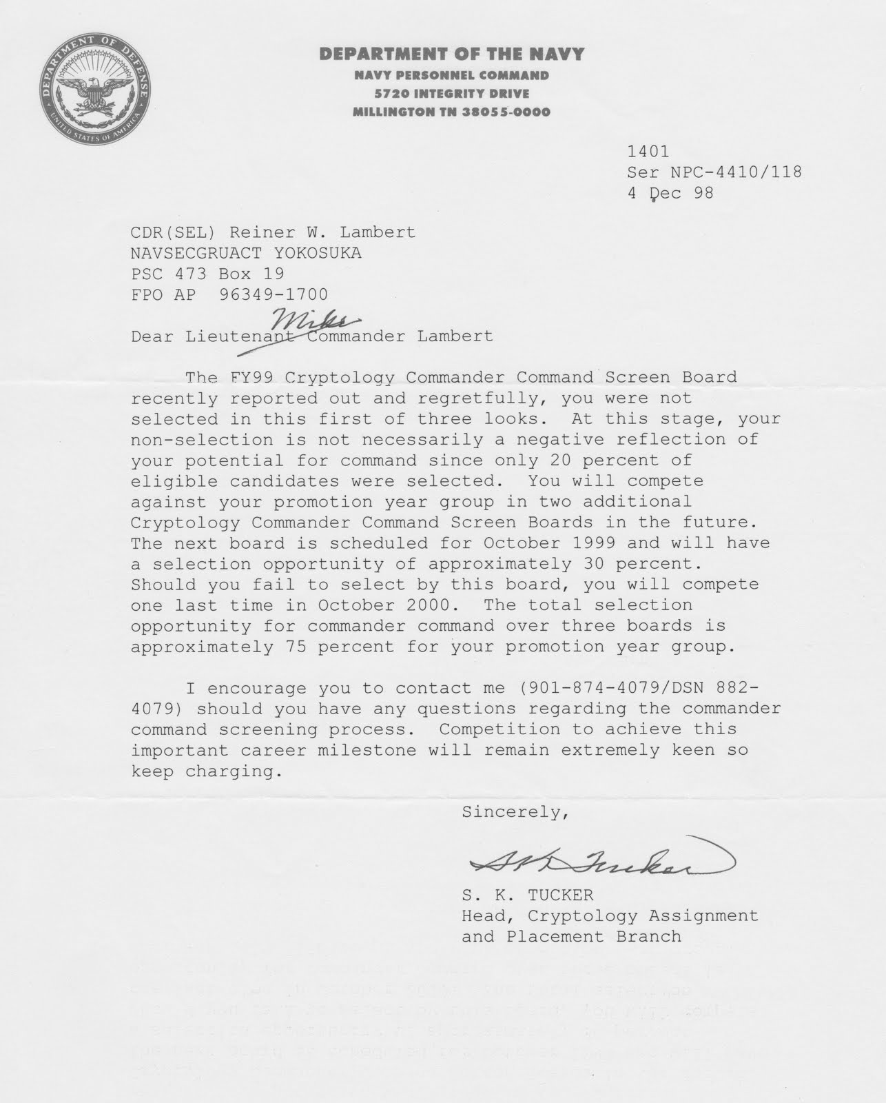 commanding officer recommendation letter example