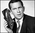 maxwell smart on shoe phone