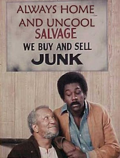 sanford and son sign
