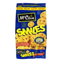 mccain smiley fries