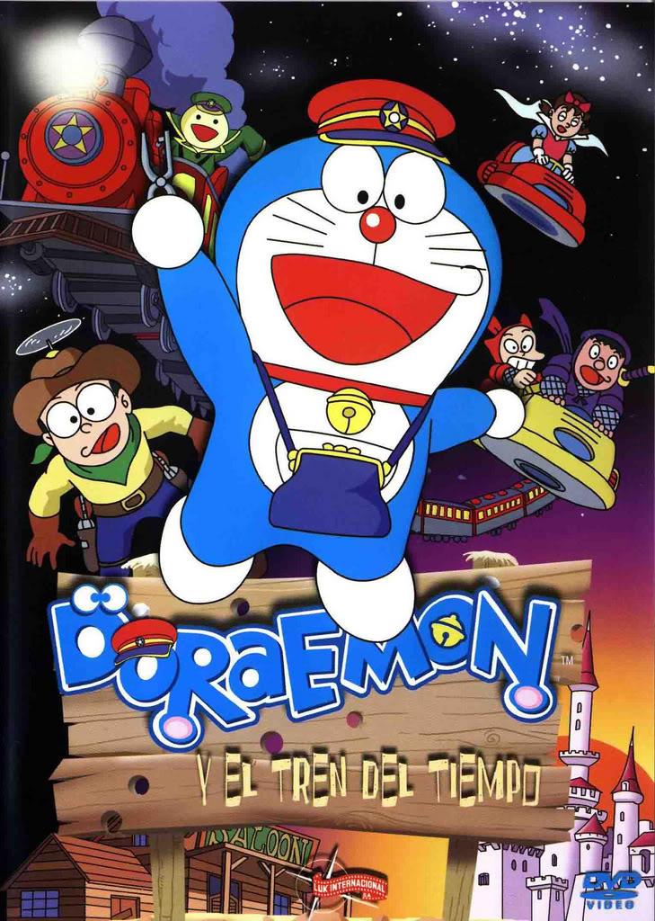 Xem Phim Doraemon: Hành Trình Qua Dải Ngân Hà 1996