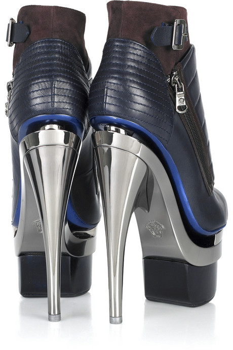 Women S High Heel Shoes Be Fashion Forward In Versace