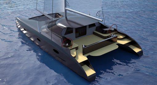 Luxury Catamaran: G-FORGE 1700 BY SCHIONNING DESIGNS