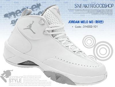 01db7c6550da73 paypal Online sell nike jordan shoes  JORDAN MELO M3 ID 314302-101  98