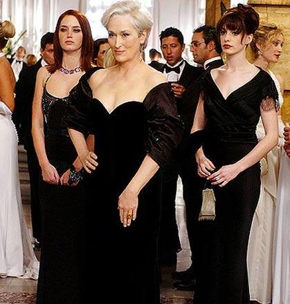 Anne Hathaway Haircut In Devil Wears. The Devil Wears Prada,