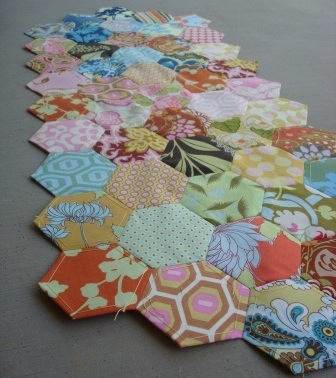 WIP Wednesday {Hexagons}