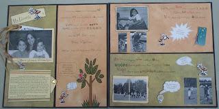 scrapbook scrapbooking journaling