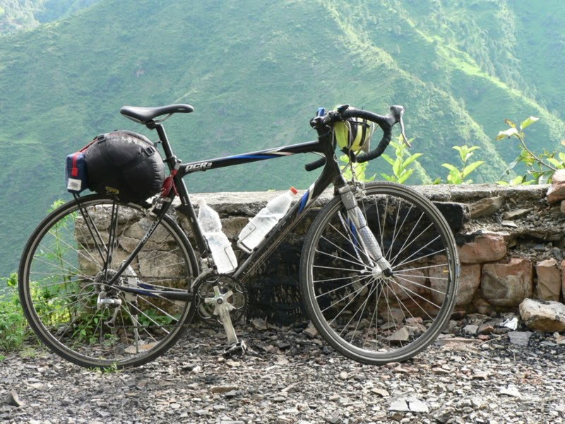 Ultralight Bicycle Touring Carriers Containers