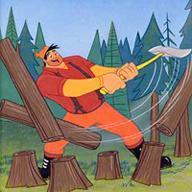 Today In Disney History: August 01: A Mythological Lumberjack