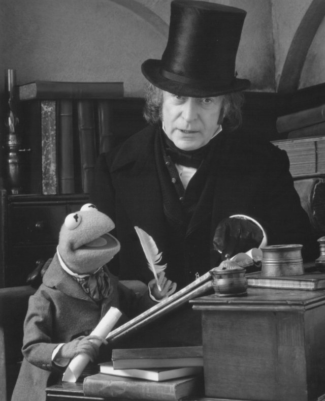"""A Muppet Christmas Carol: Today In Disney History: December 11: """"I Do Not Make Merry"""